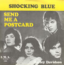 Shocking Blue:send me a postcard
