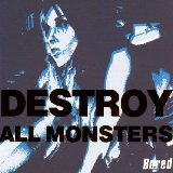 Destroy All Monsters: Bored