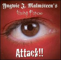 Yngwie Malmsteen's Rising Force:Attack!!