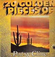 Patsy Cline:20 Golden Pieces Of Patsy Cline