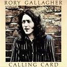 Rory Gallagher:Calling card