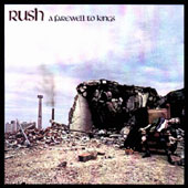 Rush:A Farewell To Kings