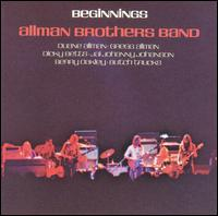 2lp: Allman Brothers Band: Beginnings