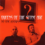 Queens Of The Stone Age:No One Knows