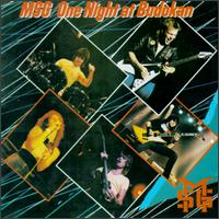 MICHAEL SCHENKER GROUP:One night at Budokan