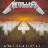 lp: Metallica: Master Of Puppets