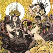 Baroness:Yellow & Green