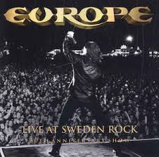 Europe: Live At Sweden Rock 30th Anniversary Show