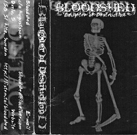 Bloodshed (2): Laughter Of Destruction