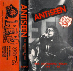 Antiseen: The Destructo Years &#180;84 - &#180;86