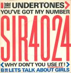 Undertones:You've Got My Number (Why Don't You Use It)