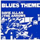 lp: Davie Allan &amp; The Arrows: Blues Theme