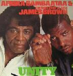 AFRIKA BAMBAATAA:Afrika Bambaataa & James Brown: Unity