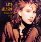 LISA NILSSON:Lean on love