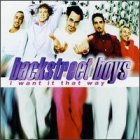 Backstreet Boys:I Want It That Way