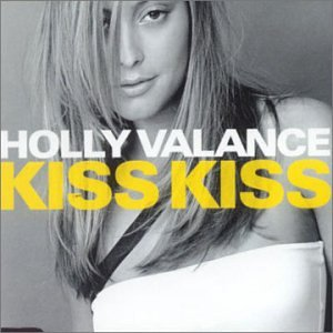 cd-singel: Holly Valance: Kiss kiss