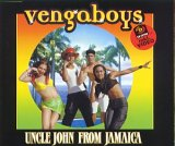 cd-singel: Vengaboys: Uncle John From Jamaica