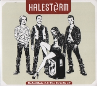 Halestorm: ReAniMate 2.0: The CoVeRs eP