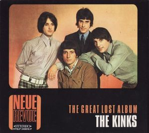 Kinks:The Great Lost Album