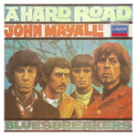 lp: John Mayall: A Hard Road