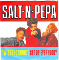 Salt n Pepa:Twist and Shout/ Get Up Everybody