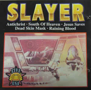 Slayer:Live In USA 1992