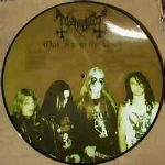 pic lp: Mayhem: Out From The Dark