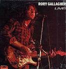 Rory Gallagher:Live in Europe