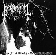 Nachtmystium:The First Attacks - Demos 2000-2001