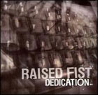 Raised Fist:Dedication