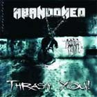 cd pappersfodral: Abandoned : Thrash You