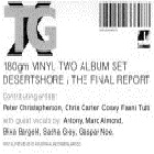 X-TG:Desertshore / The Final Report