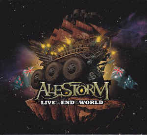 Alestorm:Live at the End of the World
