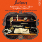 Ludwig Van Beethoven: Symphony No. 5 In C Minor, Symphony No. 8 In F