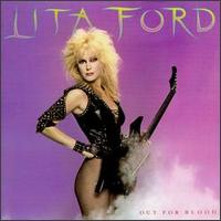 lp: Lita Ford: Out For Blood