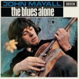 lp: John Mayall: The Blues Alone