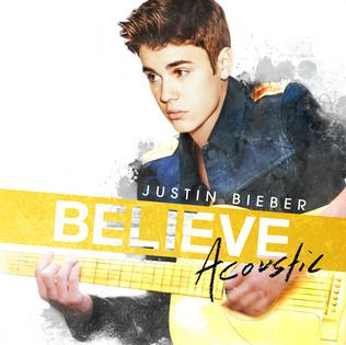 Justin Bieber:Believe Acoustic