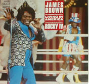 James Brown:Living In America