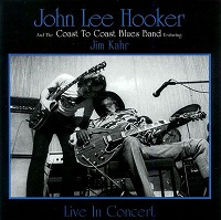 John Lee Hooker:Live in Concert