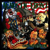 cd: Agnostic front: Cause for alarm