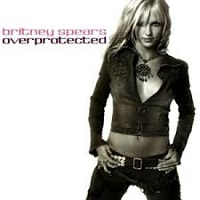 cd-singel: Britney Spears: Overprotected
