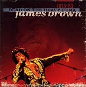 James Brown:Dead On The Heavy Funk: 1975-83