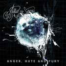 cd: Ablaze My Sorrow: Anger, Hate and Fury