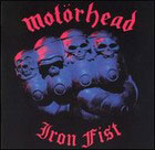 lp: Motörhead: Iron Fist