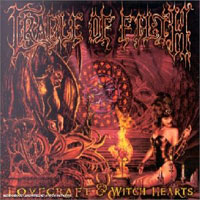 Cradle Of Filth:Lovecraft & witch hearts