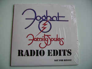 Foghat: Family Joules