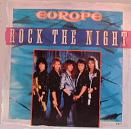 Europe:Rock the night
