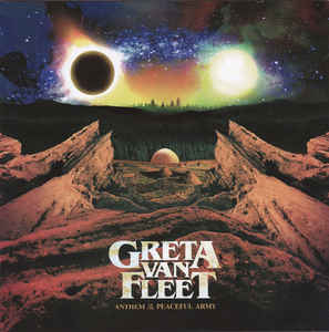 Greta Van Fleet:Anthem of the peaceful army