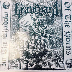 Graveyard / Crucifyre:In The Shadow Of The Horns / Funerals
