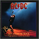 cd: AC/DC: Let There Be Rock - The Movie - Live In Paris